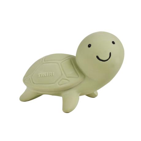 Tikiri teknősbéka fürdőjáték természetes gumiból G-Baby Boutique