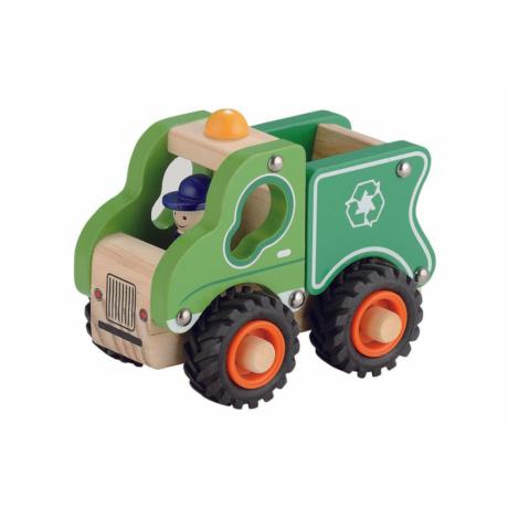 kukás autó fából-gbaby