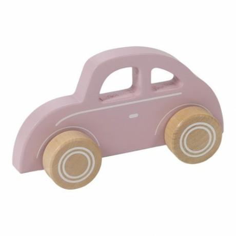 Little Dutch fa játék autó beetle pink G-Baby Boutique