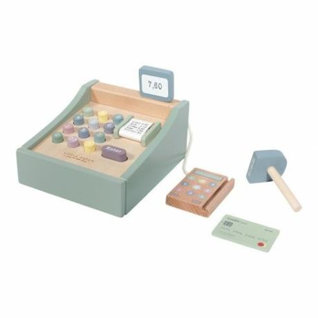Little Dutch fa játék pénztárgép g-Baby Boutique