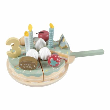Little Dutch fa játék szülinapi torta XL (új)G-Baby Boutique