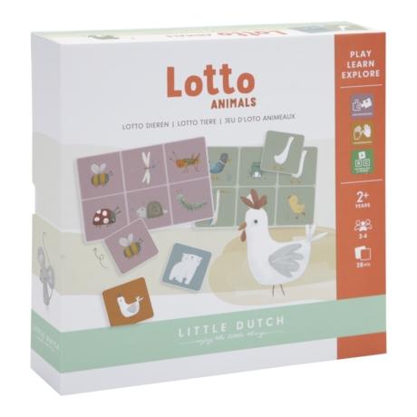 Little Dutch lottó játék - G-Baby Boutique