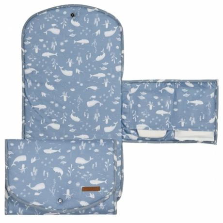 Little Dutch mosható pelenkázólap óceán kék G-Baby Boutique