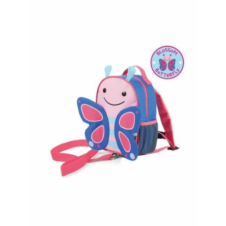 Skip Hop Zoo hátizsák pórázzal Pillangó G-Baby Boutique