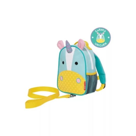 Skip Hop Zoo hátizsák pórázzal Unikornis G-Baby Boutique