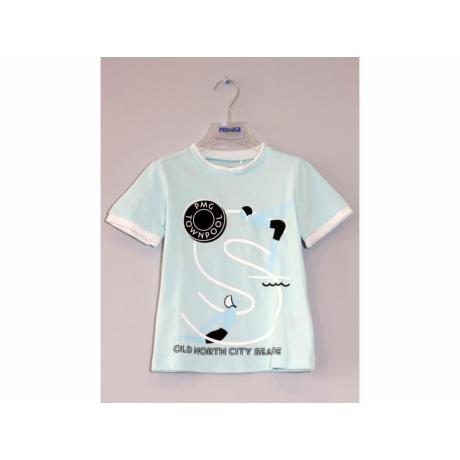 Primigi menta fiú póló