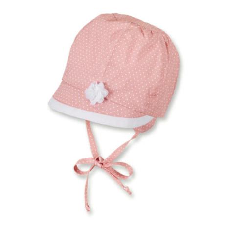 Sterntaler púder pöttyös UV szűrős kalap