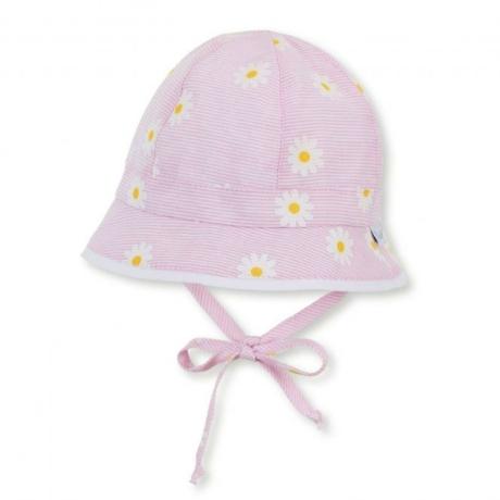 Sterntaler margarétás UV szűrős kalap