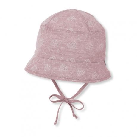 Sterntaler kislány kalap púder