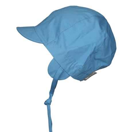 Sterntaler kék nyári sapka